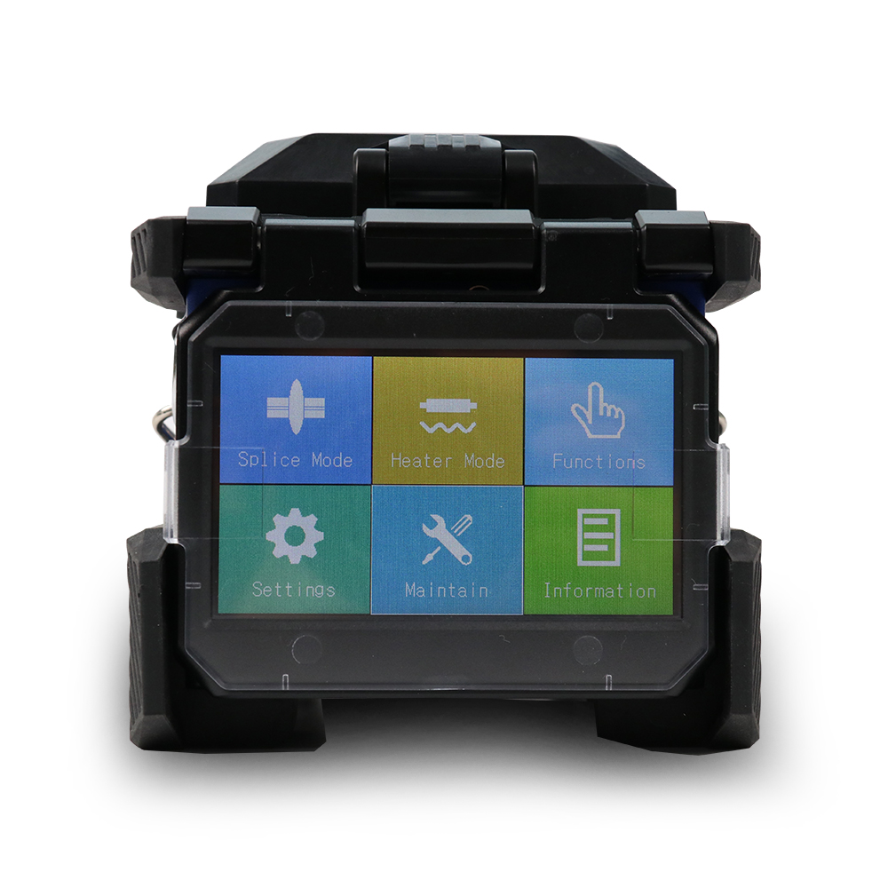 TM-FX37 Mini Fiber Fusion Splicer, Touch Screen
