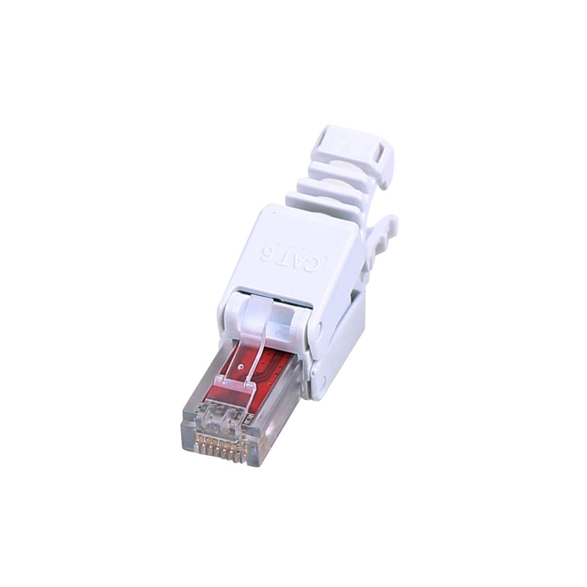 CAT6A UTP TOOLESS CONNECTOR